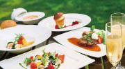 北海道飯店花園午餐